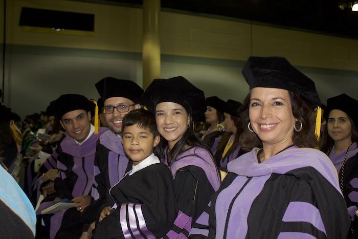 Graduación RCM 2018. (Naomi Ramírez / Diálogo)