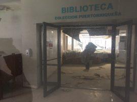 Biblioteca de la UPR en Humacao. (Suministrada)