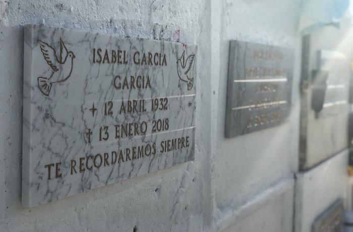 LapidaIsabelGarciaGarcua