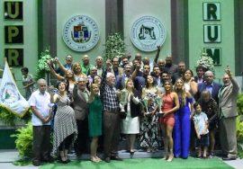 Las Juanas y los Tarzanes del Colegio campeones globales de la LAI. (L. Minguela LAI)
