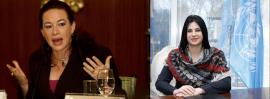 Maria Fernanda Espinoza y Elizabeth Flores ONU wikipedia