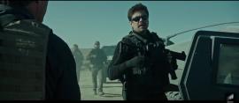 Benicio del Toro en la secuela de Sicario. (Captura de pantalla)