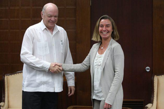 políticos cubanos y europeos- IPS