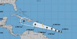 beryl centro nacional de huracanes