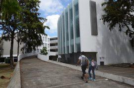 Edificio viejo de Estudios Generales/26 febrero 2013