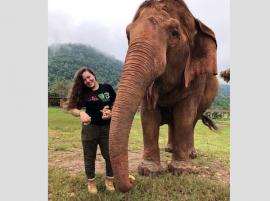 estudiante rum en Tailandia