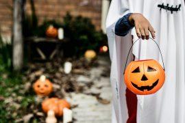 Halloween visual hunt