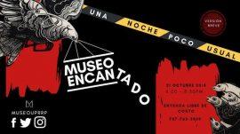 MUSEO ENCANTADO 2018