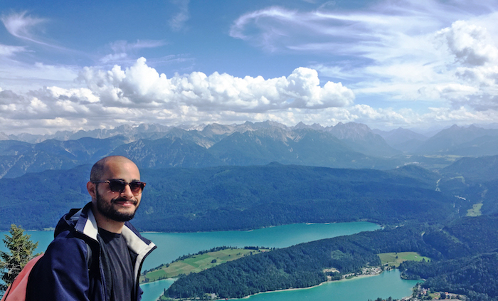 Estudiante Pedro Molina Parrilla – Participante del Congress Budestag Youth Exchange para ir a Alemania