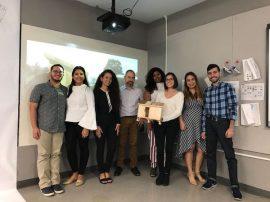 Estudiantes de CASA AMPARO muestran su proyecto – Esc Arquitectura UPR