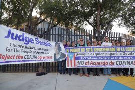 protesta jueza swain 1