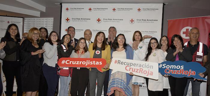 Alianza entre RCM y Cruz Roja Americana