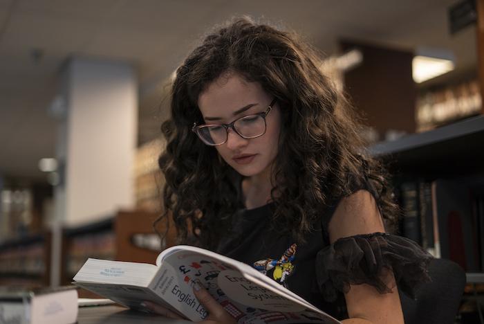 Biblioteca Leyes 1 – Feria de Estudios Graduados