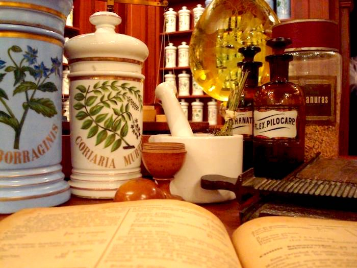 Museo Farmacia RCM 2