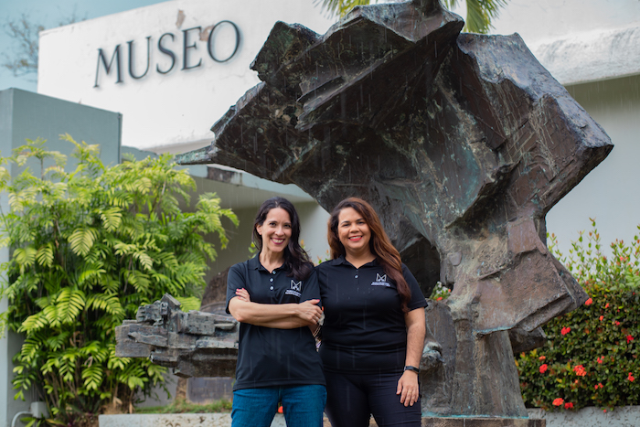Foto 3 Lisa Ortega y Oneida Matos- Museo UPR Propuesta Seeding Vitality Art