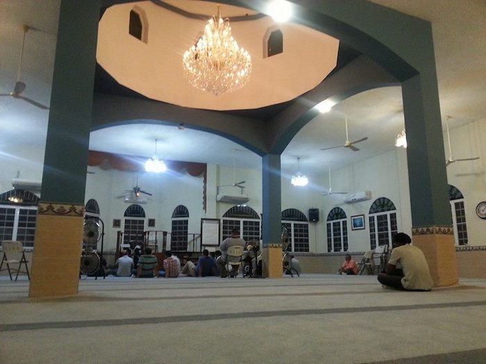 Mezquita Al Faruk en Vega Alta 2 Facebook