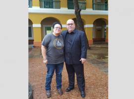 profesor John Rivas UPR Carolina