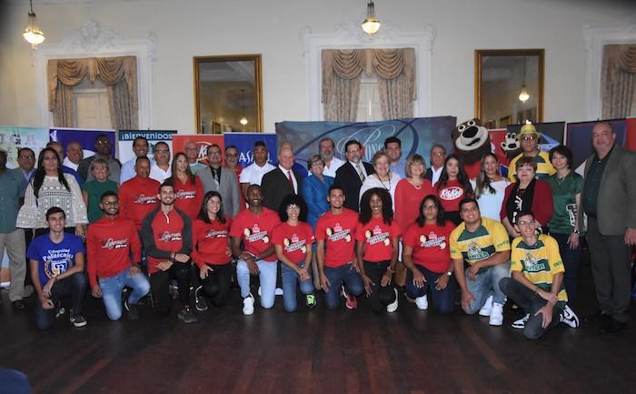 Ponce recibe el Festival Deportivo del 22 al 27 de abril en su 90 aniversario. (L. Minguela LAI)