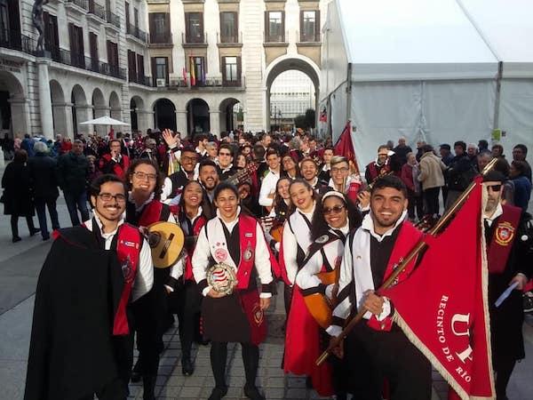 Tuna UPR en Santander Espana – Certamen Tunas Internacionales Universitarias 2019