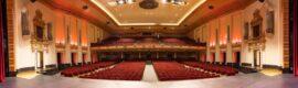 Vista escenario de Teatro UPR tipo panoramica