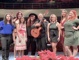 foto Versos de Mujer en el Teatro UPR