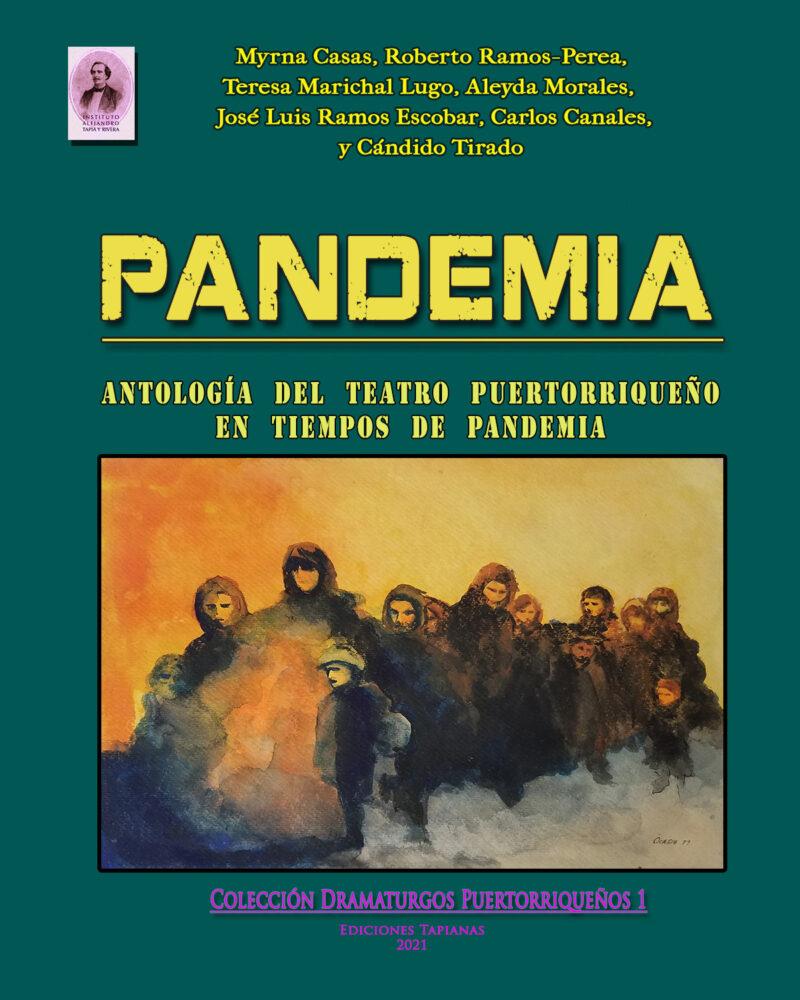PANDEMIA EDICIONES TAPIANAS portada