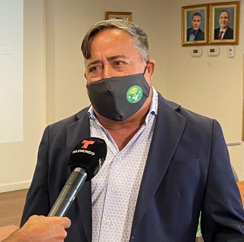 Presidente-CASS-Efrain-Piñero-