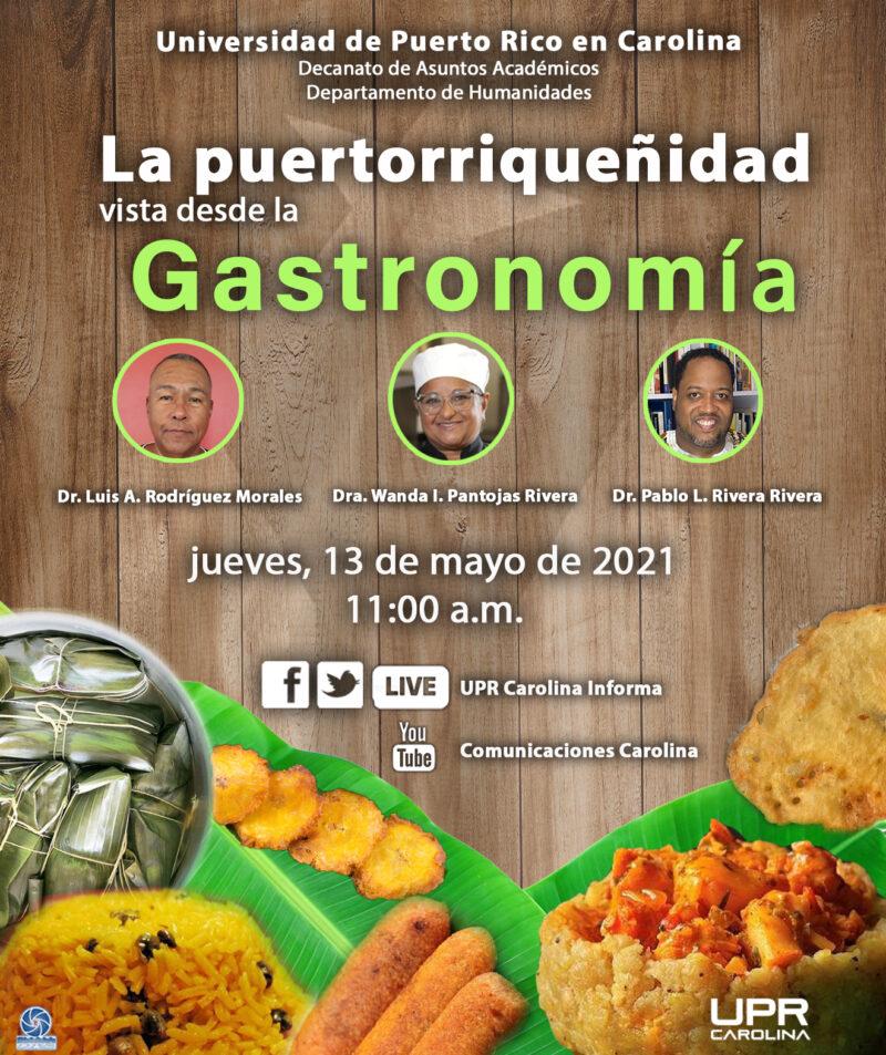 PuertorriquenTHidad-gastronomiìa-Cartel