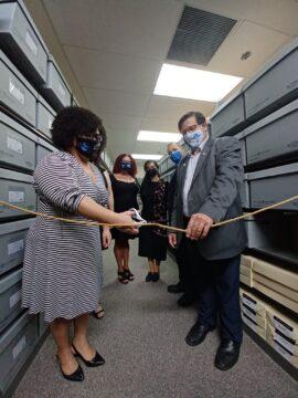 Inauguración del archivo histórico y 50 aniversario de UPR Bayamón.